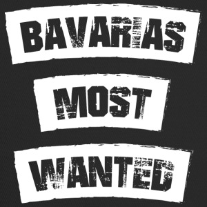 Bayerns Wanted! Bavarian sjovt! - Trucker Cap