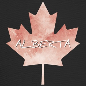 Alberta Maple Leaf - Trucker Cap