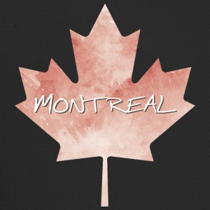 Maple Leaf Montreal - Trucker Cap