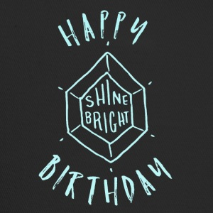 Happy Birthday T-Shirt & Hoody - Trucker Cap