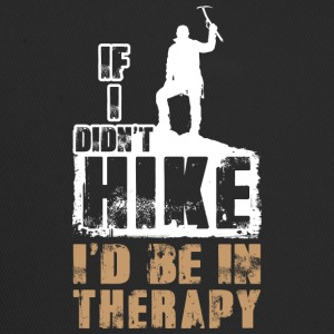 Climbing is my therapy - Trucker Cap
