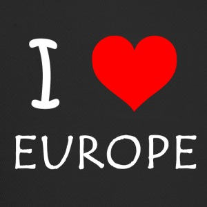 I love Europe - Trucker Cap