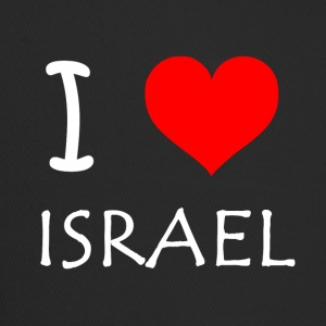I Love Israel - Trucker Cap