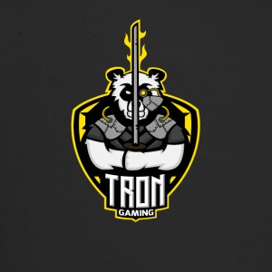 Tron gaming Logo Yellow Transparent - Trucker Cap