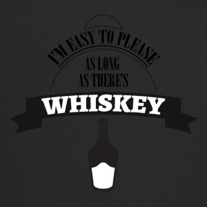Whiskey - I´m ease to please as long... - Trucker Cap