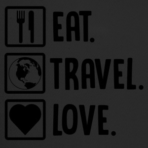 ++Eat, Travel, Love++ - Trucker Cap