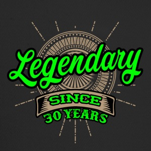 Legendary since 30 years t-shirt and hoodie - Trucker Cap