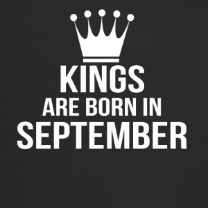 kings are born in september copy - Trucker Cap