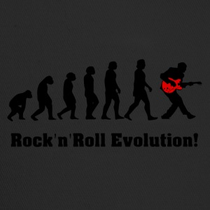 rockandroll evolution, rock, guitar - Trucker Cap