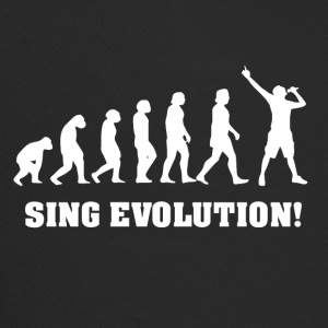Singing Evolution, gåva för sångare - Trucker Cap