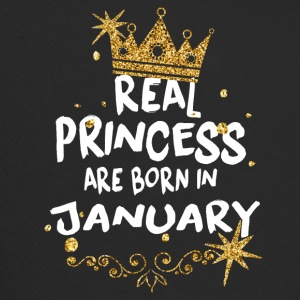 Real princesses are born in January! - Trucker Cap