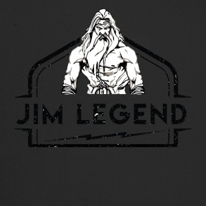 Jim Legend - Trucker Cap