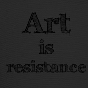 Art is Resistance 2 - Trucker Cap