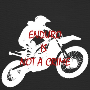enduro is not a crime 2 - Trucker Cap