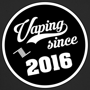 Vaping since 2016 - Trucker Cap