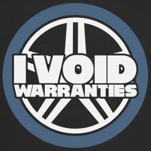 Mechanic: I void warranties. - Trucker Cap