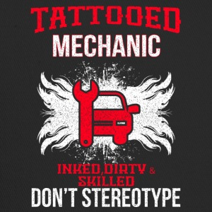 TATTOOED MECHANIC - Trucker Cap