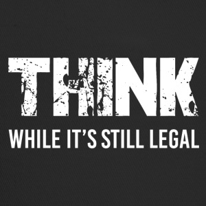 THINK LEGAL - Trucker Cap