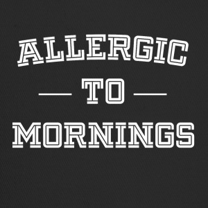 allergic - Trucker Cap