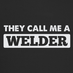 Call a welder - Trucker Cap