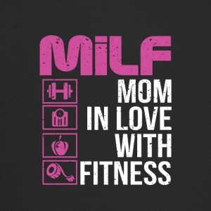 Mother in love with fitness - Trucker Cap