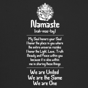 NAMASTE | WE ARE .... - Trucker Cap