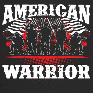 Amerikanske Warrior! Veteraner! USA! - Trucker Cap