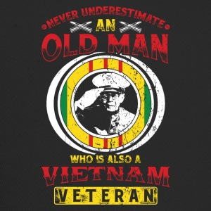 Vietnam Veterans! Veterans! US Airforce! USA! - Trucker Cap