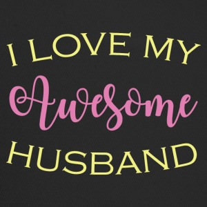 AWESOME HUSBAND - Trucker Cap