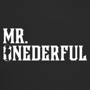 Mr Onederful! Verjaardag. 1 jaar! kind - Trucker Cap