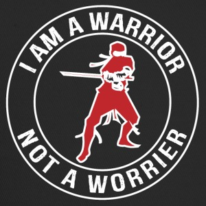 I'm a Warrior, Not a Worrier - Trucker Cap