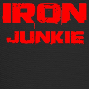 Iron junkie red - Trucker Cap
