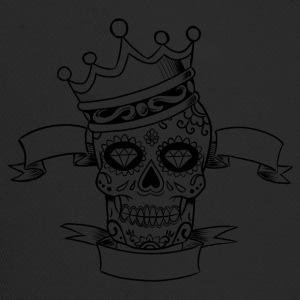 King Skull - Trucker Cap