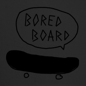 Bored Board Skateboard - Trucker Cap