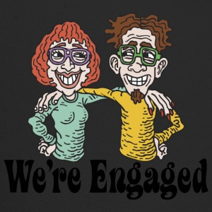 We're Engaged - Trucker Cap