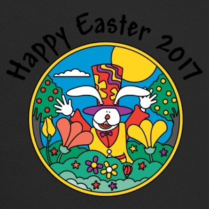 Happy Easter 2017 - Trucker Cap