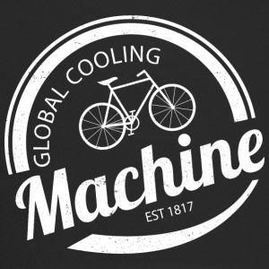 Global Cooling Machine - Trucker Cap