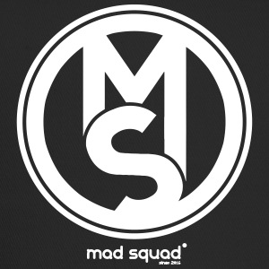 Squad Mad Man Fan T-shirt - Trucker Cap