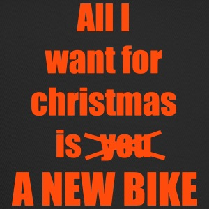 Christmas song saying new motorcycle - Trucker Cap