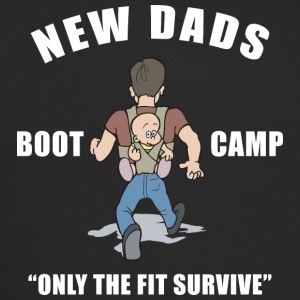 New Dad Boot Camp Only The Fit overleve - Trucker Cap