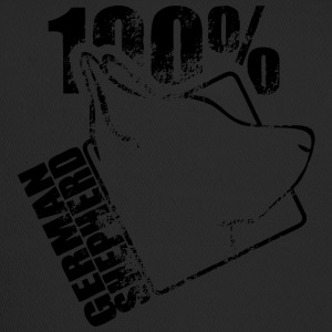 GERMAN SHEPHERD 100 - Trucker Cap