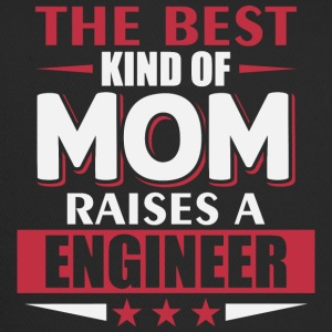 Mom Engineer - Engineer mutter - Trucker Cap
