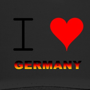 I LOVE GERMANY COLLECTION - Trucker Cap