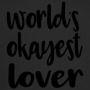 World´s okayest lover - Trucker Cap
