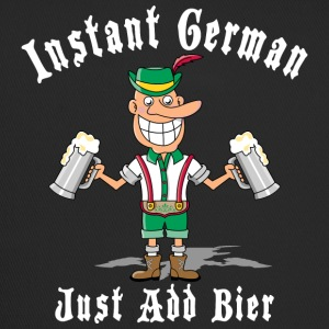Instant German Just Add Bier Beer - Trucker Cap
