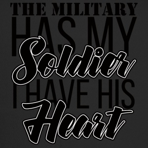 Military / Soldiers: The Military Has My Soldier, I - Trucker Cap