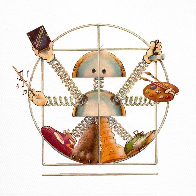 Sam_the_Robot – Vitruvian Design
