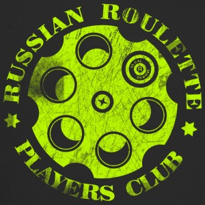 Russian Roulette Players Club Neon Vintage - Trucker Cap