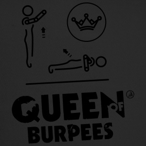 Queen of Burpees - Trucker Cap