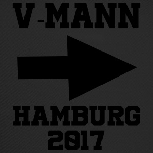 V-man Hamburg 2017 - Trucker Cap
